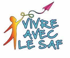 logo Vivre avec le SAF